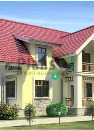 Проект одноквартирного дома, конструктивные решения