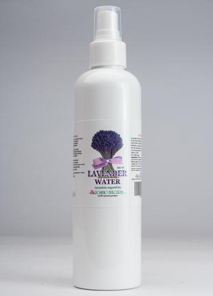 250мл Лавандовая вода гидролат(Lavandula angustifolia)из Болгарии