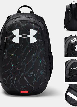 Рюкзак Under Armour Scrimmage 2.0 Backpack Black 25L Оригинал