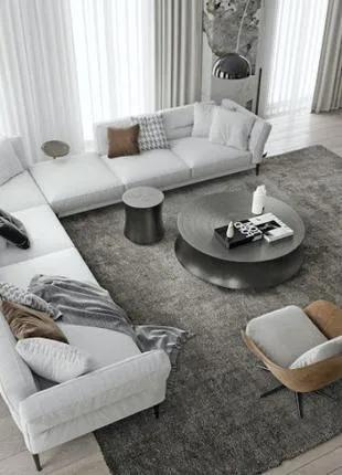 3-комнатная квартира на Марсельской