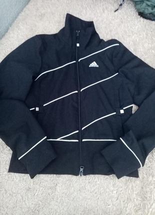 Adidas ветровка оригинал , для спорта, для бега