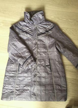 Женская куртка осень-веснаа