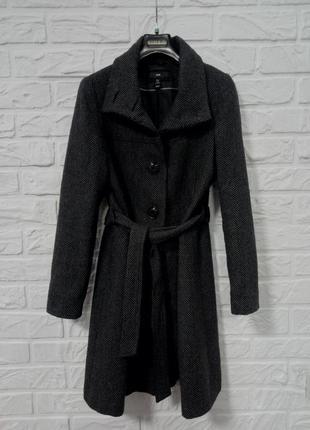 Пальто  миди женское демисезонное стильное красивое   фирмы н&м