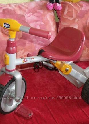 """Детский трехколесный велосипед Chicco Zoom Trike"""""""