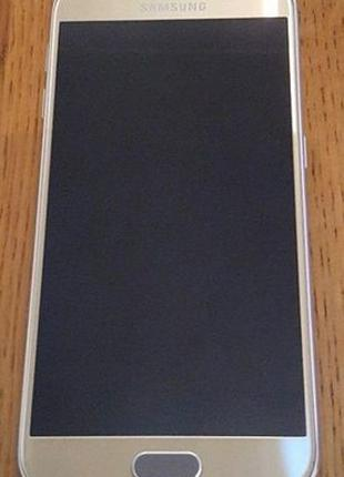 Samsung G920FD Galaxy S6 Duos 64GB продам !
