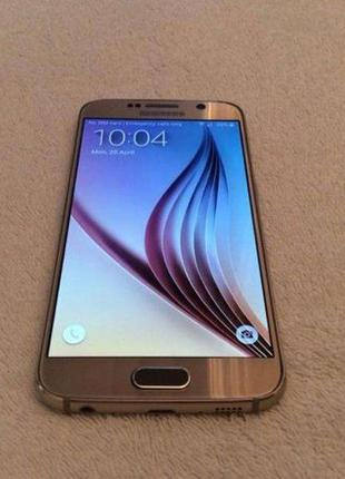 Samsung Galaxy S6 64GB Duos Gold Platinum