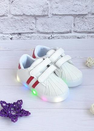 ❤  led кроссовки для мальчика❤