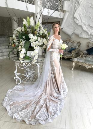 Продам свадебное платье Pollardi!!!