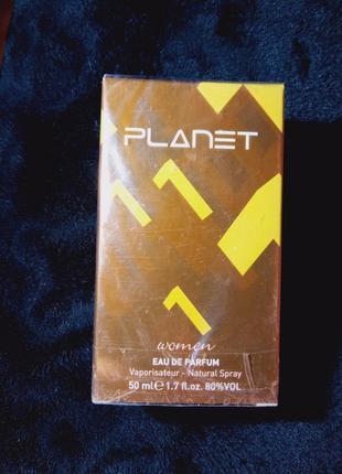 Парфюмированная вода, planet orange 1