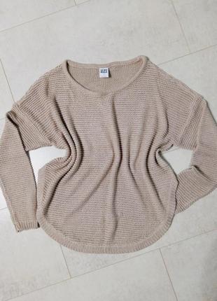 Стильный джемпер оверсайз, кофта,свитер