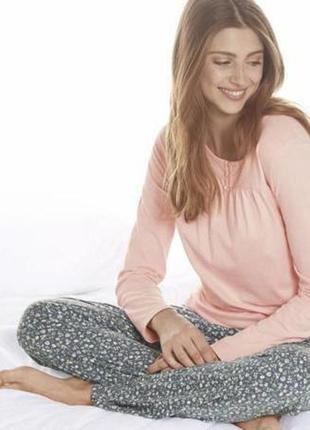 Красивая женская пижама домашний костюм esmara германия, регла...