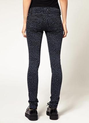 Модные зауженные джинсы тakko fashion германия, брюки штаны уз...