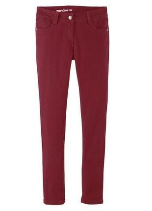 Классные узкачи скинни джинсы брюки pepperts германия, 152-158