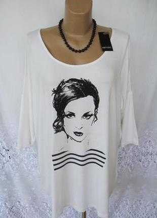 Стильная блуза футболка туника esmara германия