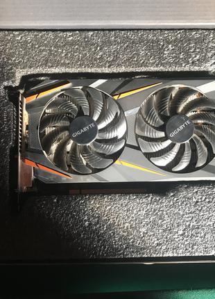 Видеокарта GIGABYTE GTX 1060 3GB WindForce 2X OC
