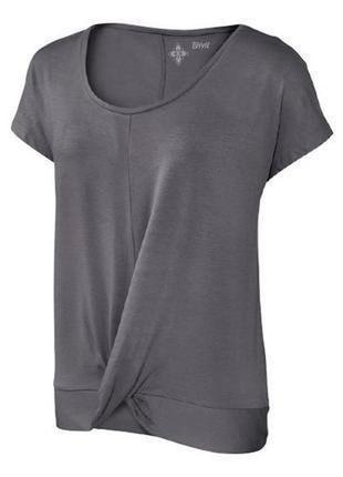 Оригинальная футболка блуза для йоги и спорта, crivit германия
