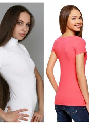 Женская нежная футболка, польша, качество