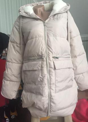 Куртка тёплая весна осень
