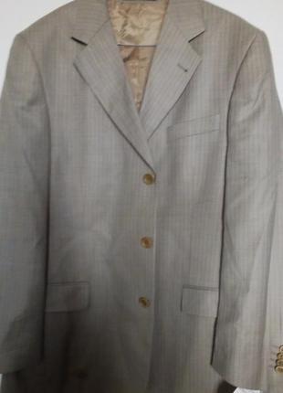Мужской пиджак crispino. италия
