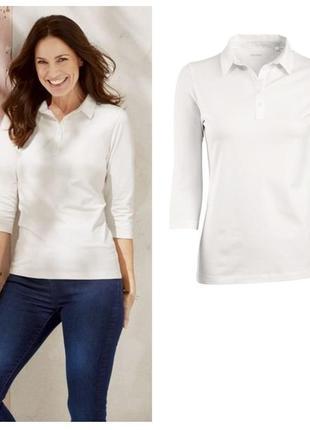Женская рубашка поло футболка esmara германия