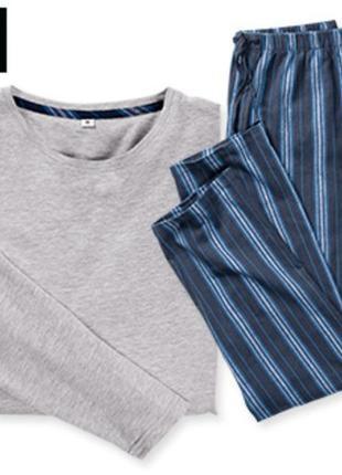 Теплая мужская пижама домашний костюм watsons германия, штаны ...