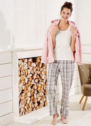 Тёплый домашний костюм тройка, женская пижама esmara германия,...