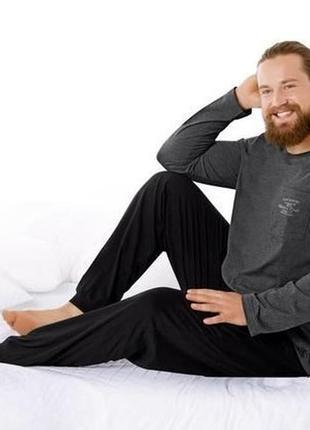Мужская пижама домашний костюм, livergy германия, реглан штаны...