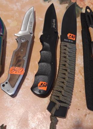 Сувенирние и охотничи ножи