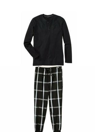 Мужская пижама домашний костюм livergy германия, реглан штаны ...
