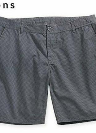 Хлопковые мужские шорты watsons германия, большой размер