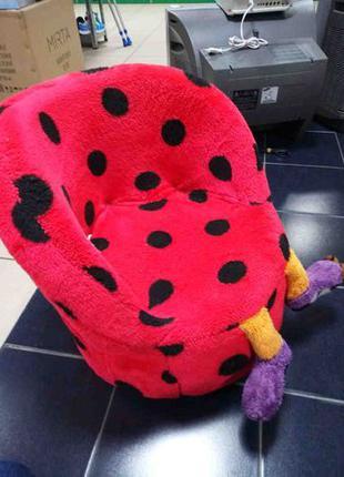 Мягкое кресло бескаркасное