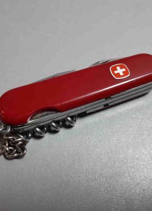 Мультинож Wenger Delemont Swiss Army Knife 12