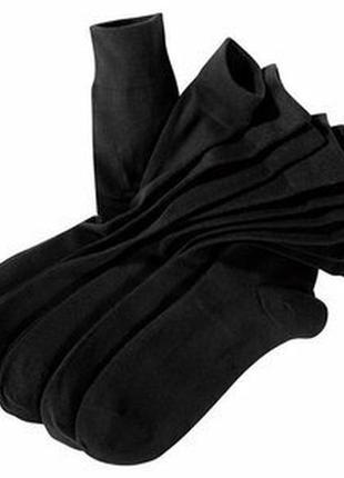 Комфортные мужские носки livergy германия, 39-42, 43-46