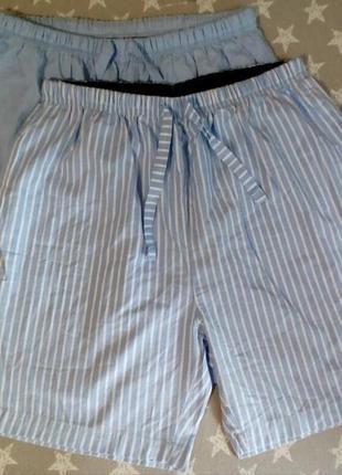 Мужские летние шорты с карманами или домашние livergy германия...