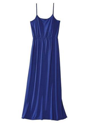 Длинное платье в пол сарафан макси esmara германия, xs-s