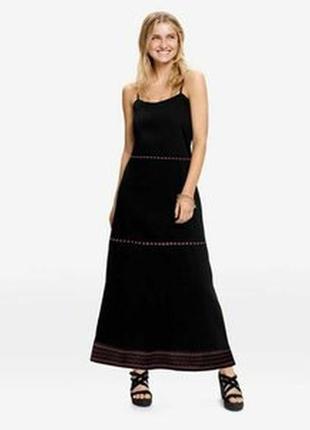 Уценка. летнее длинное платье макси, сарафан в пол, еsmara гер...