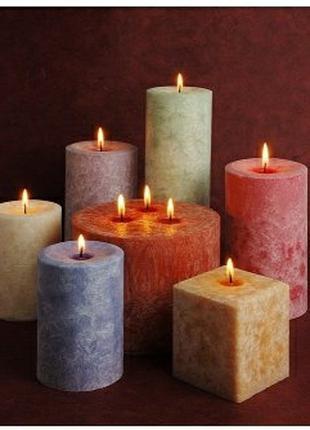 Ароматические свечи 🕯️❤️🔥