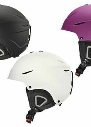 Лыжный шлем crivit германия, сноубордический горнолыжный