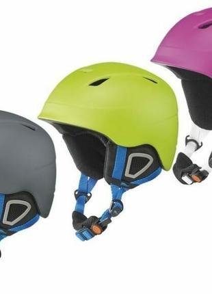 Лыжный шлем crivit германия, детский взрослый, сноубордический...