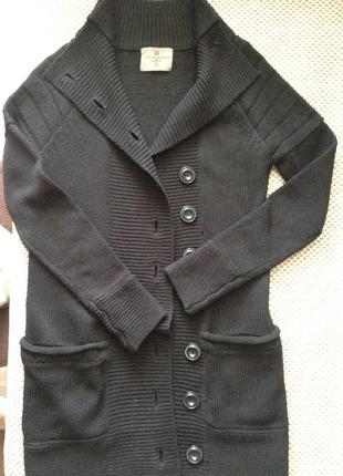 Добротный черный кардиган Vero Moda