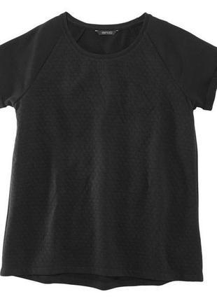 Стильная плотная футболка esmara германия, евро  l, м