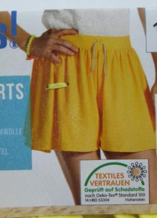 Юбка - шорты pepperts германия на девочку