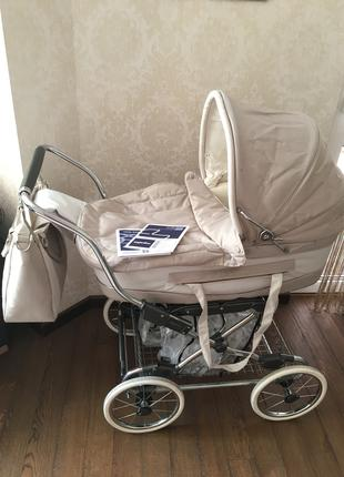 Коляска для новорожденных Inglesina Vittoria ( инглезина )