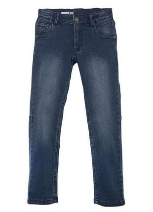 Классные стрейчевые джинсы pepperts германия, lidl , р.134