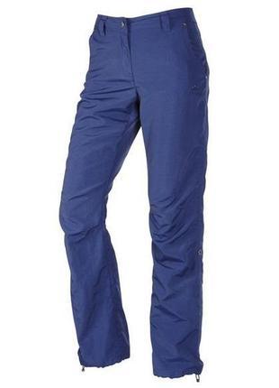 Треккинговые брюки, спортивные туристические штаны crivit герм...