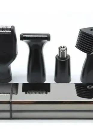 Триммер 4 в 1 Gemei GM-3116 триммер для носа и ушей
