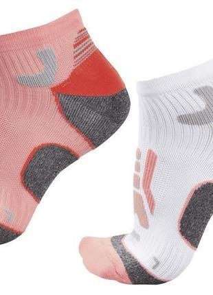 Зональные спортивные носки crivit германия, 39-40, 41-42