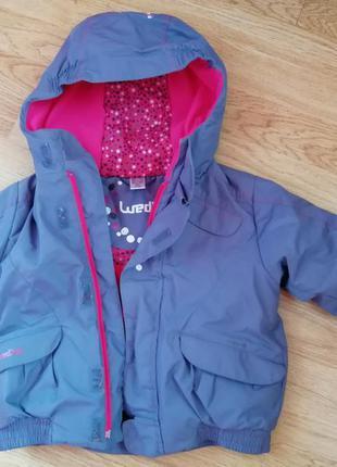 Курточка made in vietnam на 2 годика