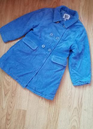 Пальто (весна-осень) armani junior, made in rumania на 3 года,...