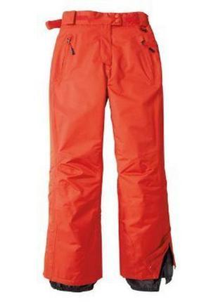 Лыжные штаны зимние брюки унисекс crivit германия